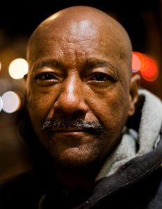 Homeless Man in Georgetown