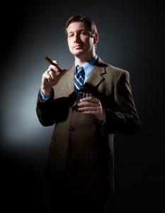 The Distinguished Gentleman