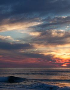 Sunrise on the Atlantic, Assateague